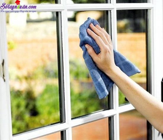 mẹo dọn nhà cửa nhanh, sạch đón tết 6