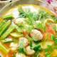 món ngon dễ làm, Giải ngán sau Tết với riêu chua chả cá thanh mát