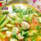 dạy nấu ăn ngon, Học nấu canh riêu chả cá thác lác mát lành ngon cơm