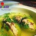 Học nấu canh riêu chả cá thác lác mát lành ngon cơm, Ngọt mát với canh khổ qua nhồi thịt thơm ngon