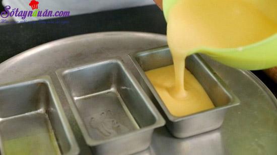 Cách làm bánh mì trứng Hàn Quốc 1
