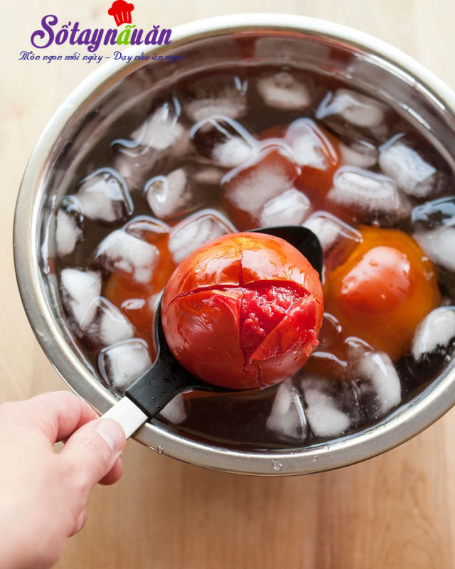 Cách làm sốt cà chua ngon không thể cưỡng được