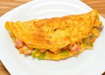 Cách làm món trứng tráng cá hồi thơm ngon hấp dẫn