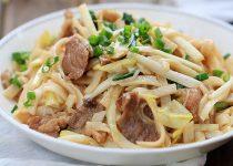Cách làm phở xào thịt bò thơm ngon mà không hề khó