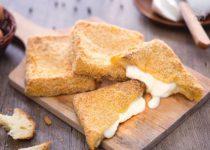 Cách làm bánh mì nướng phô mai thơm ngon cho bữa sáng