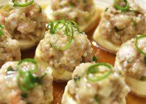 Cách làm đậu phụ hấp tôm thịt vừa nhanh vừa ngon cho bữa cơm gia đình