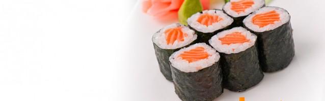 dạy nấu ăn ngon, Cách làm sushi cá hồi ngon ơi là ngon