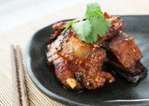 Cách làm thịt ba chỉ rán tẩm vừng kiểu Hàn Quốc thơm ngon phát mê