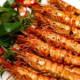 hướng dẫn cách nấu ăn ngon hàng ngày, Mách bạn cách làm tôm nướng muối ớt thơm ngon ngay tại nhà